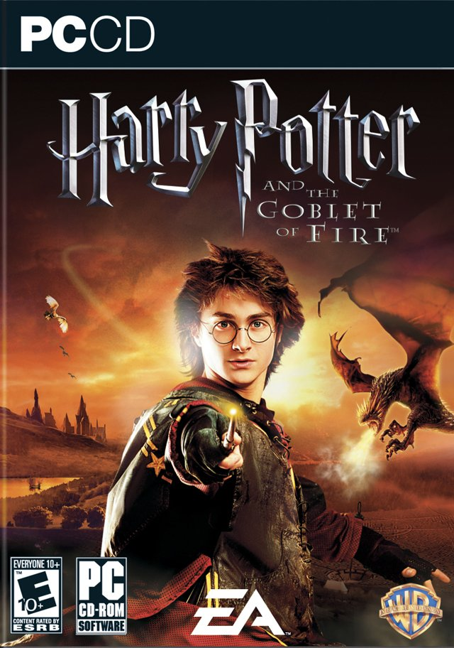 Гарри, поттер и, кубок огня ( 2005 )
