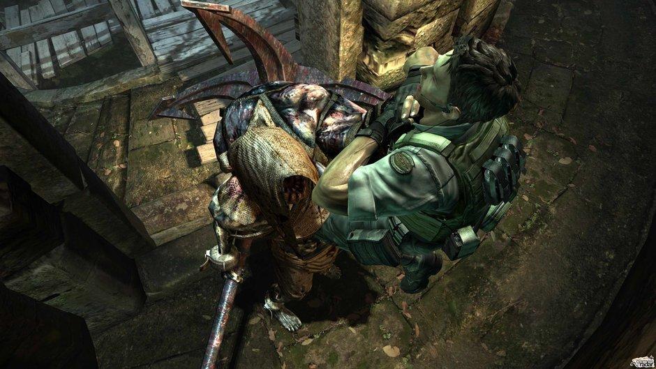 Resident Evil 5: Gold Edition 3DM FULL - Torrent Download