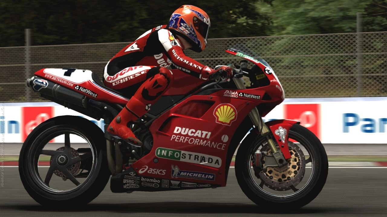 SBK X: Superbike World Championship (2010) PC скачать торрент