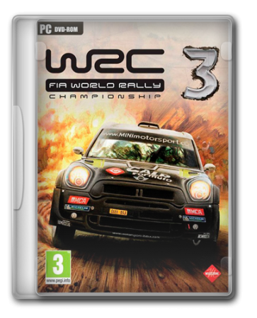 WRC: FIA World Rally Championship 3 (2012) PC