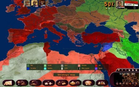 Masters of The World: Geopolitical Simulator 3 (2013) РС