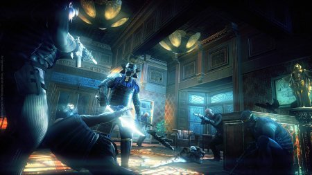 Hitman Absolution [v 1.0.446.0 + 11 DLC] (2012) PC