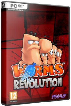 Worms Revolution (2012) PC