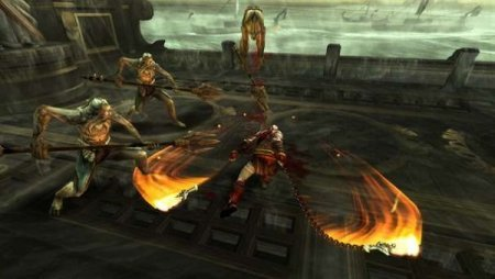 God of War: Ghost of Sparta (2010) PSP