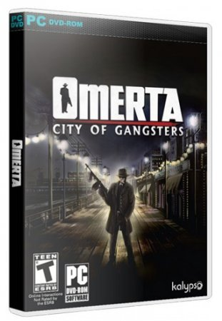 Omerta: City of Gangsters (2013) PC