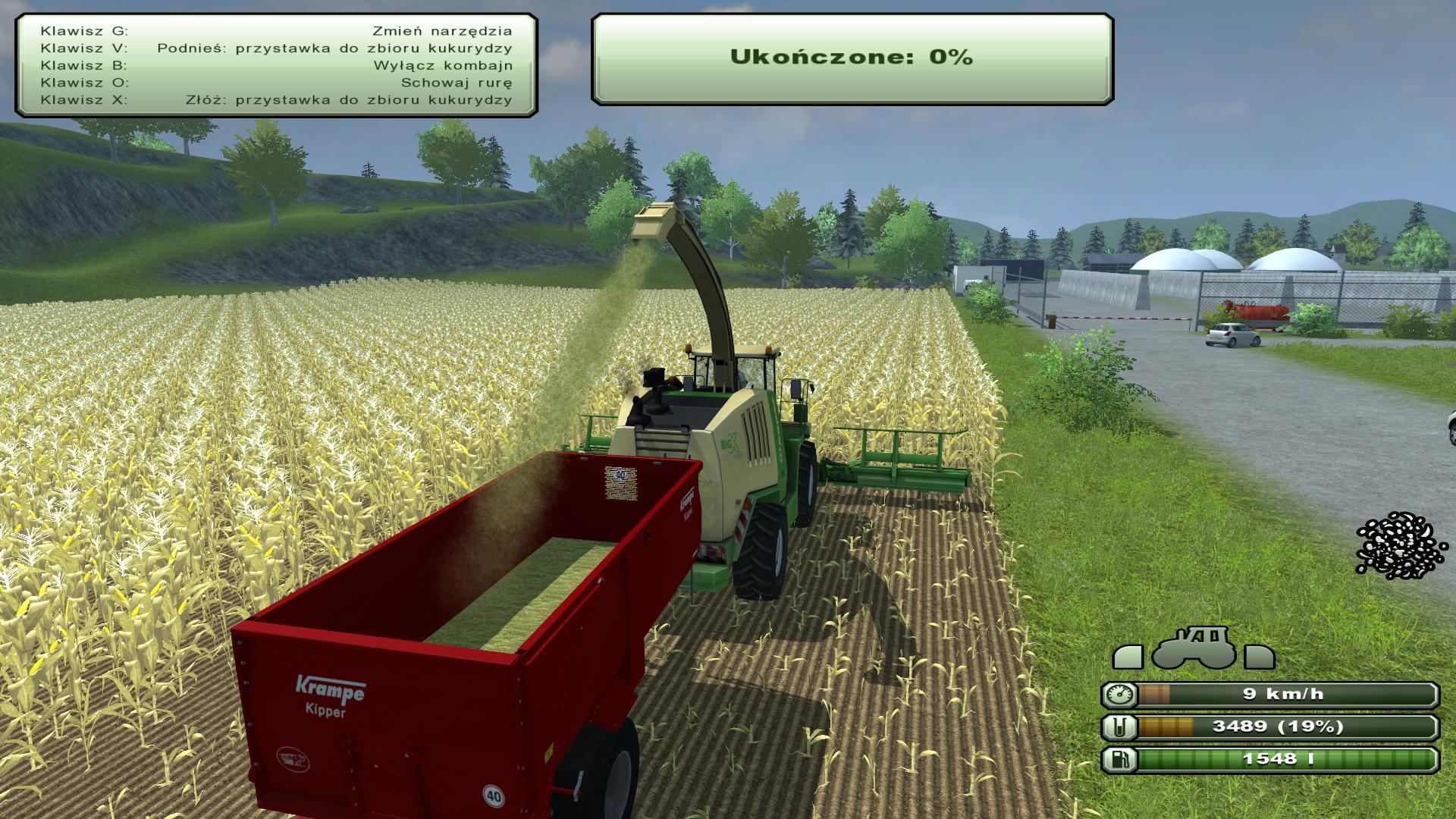 Гайд Farming Simulator 2017. От посева до уборки урожая 48