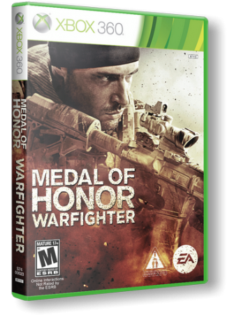 Medal of Honor: Warfighter (2012) XBOX360