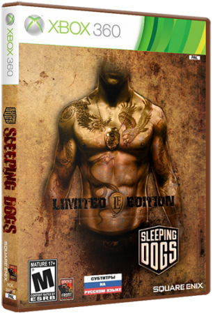 Sleeping Dogs (2012) XBOX360