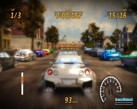 FlatOut 3: Chaos & Destruction (2011) PC