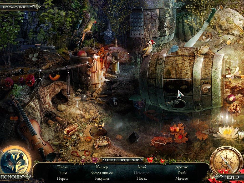 Прохождение игры Grim Tales. Наследие