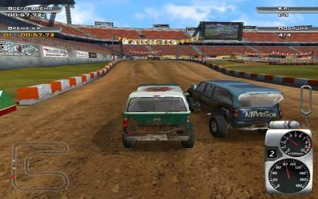 Tough Trucks: Modified Monsters (2003) PC