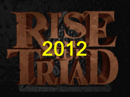 Rise of the Triad (2013) РС