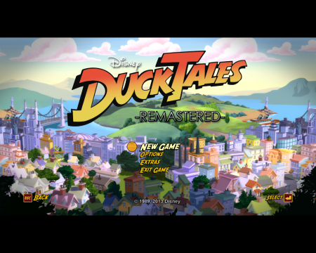 DuckTales: Remastered (2013) РС