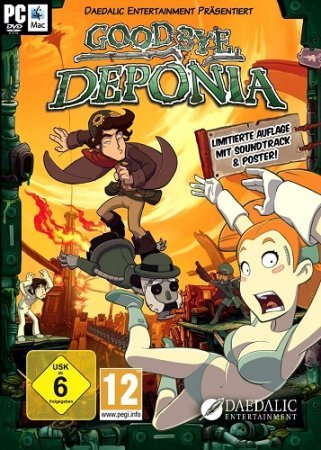 Goodbye Deponia (2013) PC