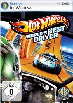 Hot Wheels: World's Best Driver (2013) PC
