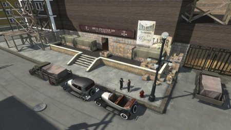Omerta City of Gangsters - The Japanese Incentive (2013) PC