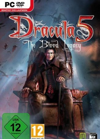 Dracula 5 - The Blood Legacy (2013) PC