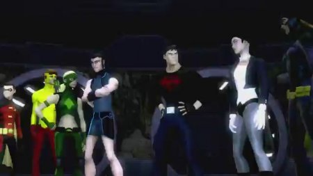 Young Justice: Legacy (2013) PC