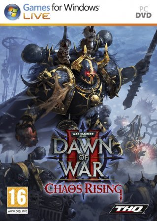 Warhammer Dawn of War II - Chaos Rising (2010) PC