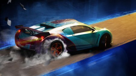 RIDGE RACER Driftopia (2013) PC