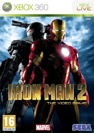 Iron Man 2: The Video Game (2010) Xbox 360