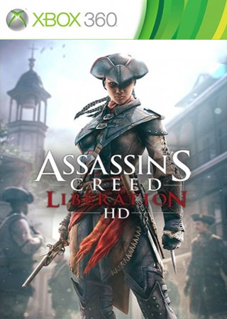 Assassin's Creed: Liberation HD (2014) Xbox 360