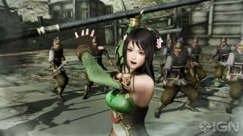 Dynasty Warriors 8: Xtreme Legends (2013) PS3
