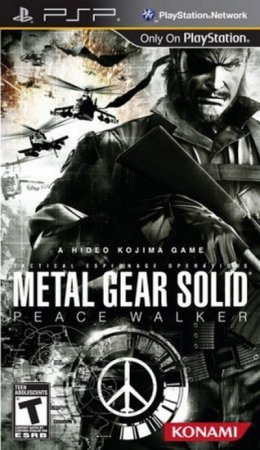 Metal Gear Solid: Peace Walker (2010) PSP