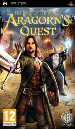 The Lord of the Rings: Aragorn's Quest (2010) PSP