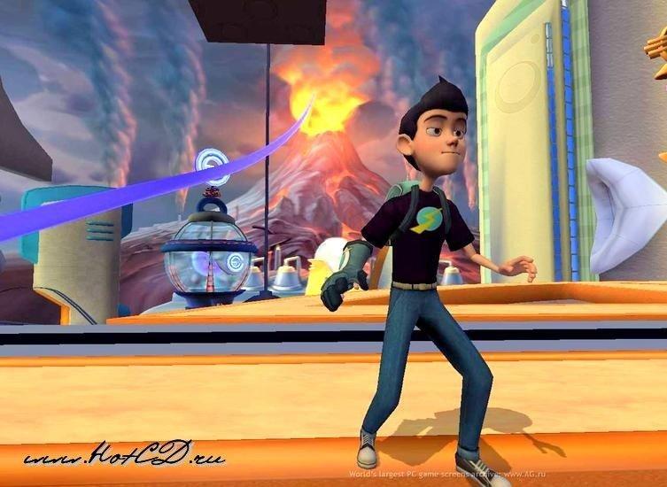 Смотреть мультфильм В гости к Робинсонам онлайн