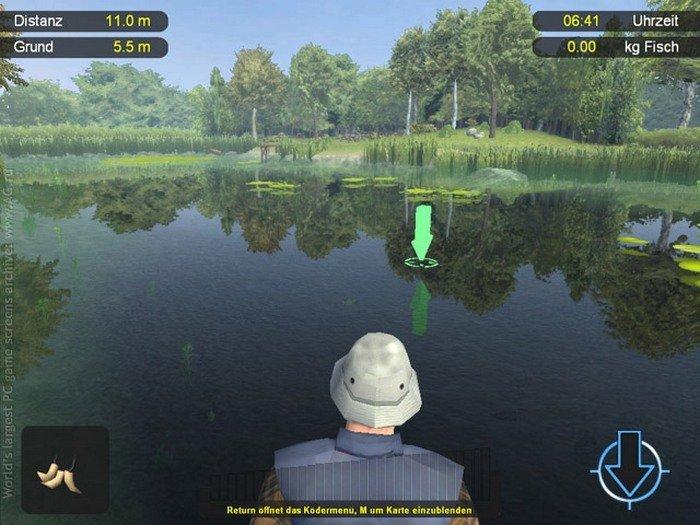 Скачать игру большая рыбалка бесплатно