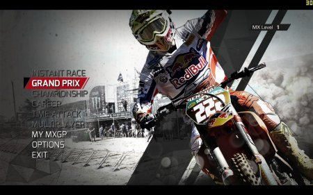 MXGP - The Official Motocross Videogame (2014)