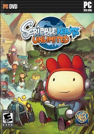 Scribblenauts Unlimited (2012)