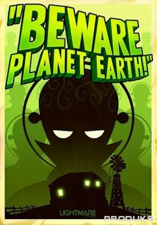 Beware Planet Earth (2014)