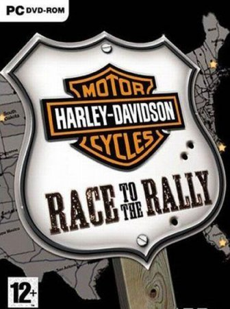 Harley Davidson Motorcycles: Race to the Rally (2008)