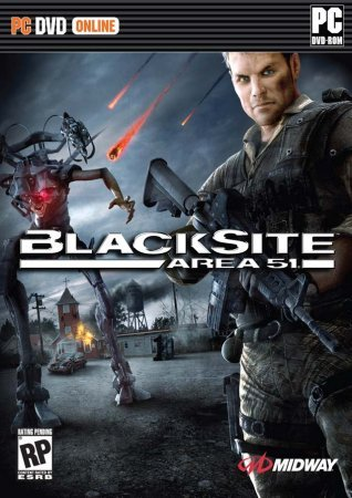 BlackSite Area 51 (2007)