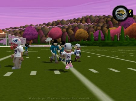 Backyard Football (2009)