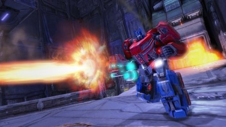 Transformers: Rise of the Dark Spark (2014) Xbox360