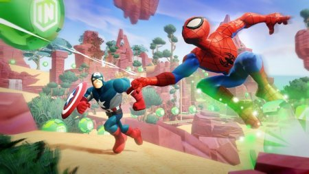 Disney Infinity 2.0: Marvel Super Heroes (2014)