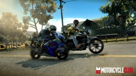 Motorcycle Club (2014) XBOX360