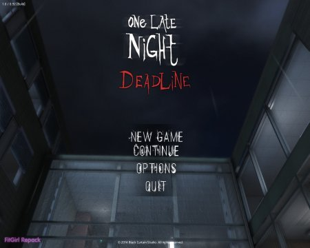 One Late Night: Deadline (2014)