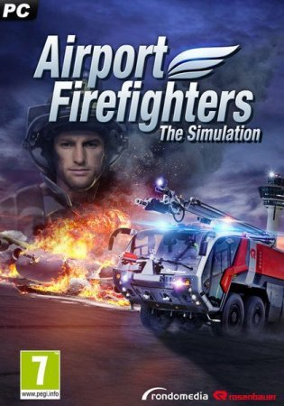 Airport Firefighters - The Simulation (2015)