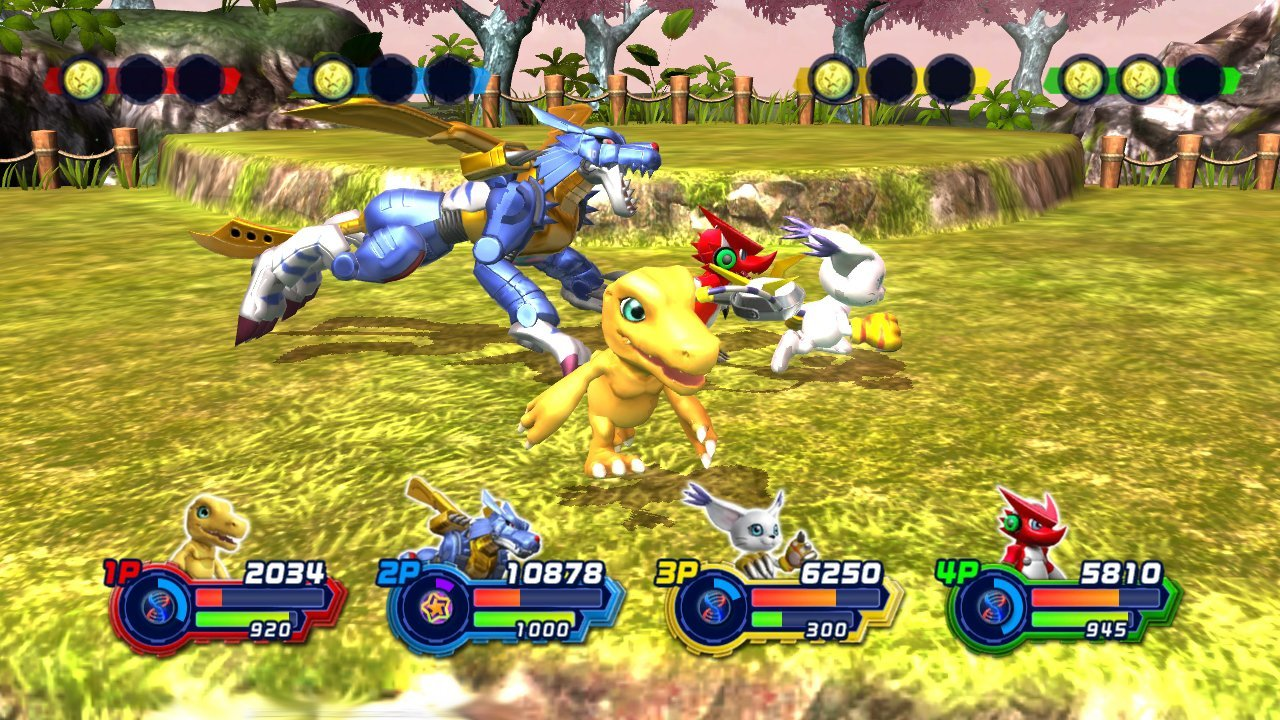 Digimon games