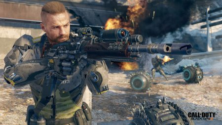 Call of Duty: Black Ops III (2015) PS3