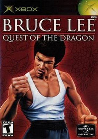 Bruce Lee Quest of the Dragon (2002) Xbox360