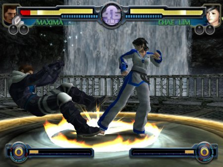 The King of Fighters: Maximum Impact - Maniax (2005) Xbox360