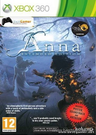 Anna Extended Edition (2013) Xbox360