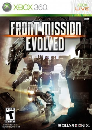 Front Mission Evolved (2010) Xbox360