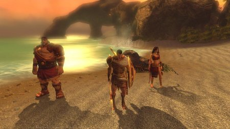 Rise Of The Argonauts (2008) XBOX360