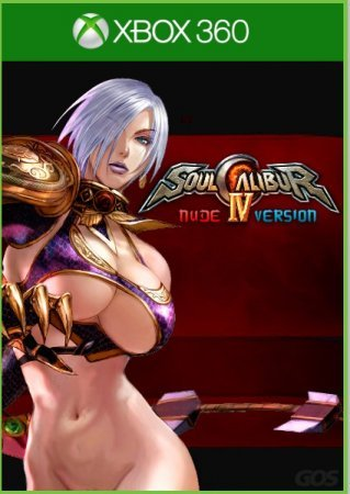 Soul Calibur IV: Nude Version (2008) XBOX360
